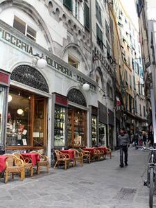 Genoa, Portofino, 5 Terre, Milan