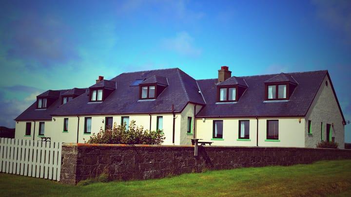 Grey Gos, The Decca-Self Catering Shetland Lerwick