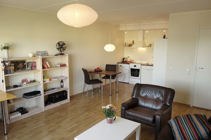 Sunny home near the sea - Tallinn - Apartment