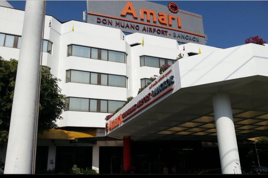 Amari Airport Hotel