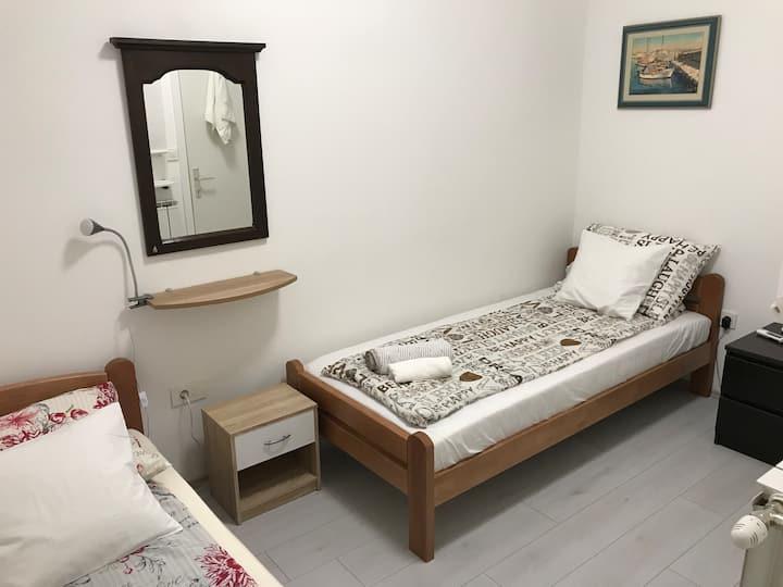 Hostel Leptir Soba 2 - ugodan boravak u Zagrebu