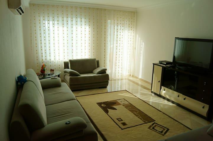 """My Marine Residence"" квартира 2+1 - Mahmutlar Belediyesi - Apartamento"