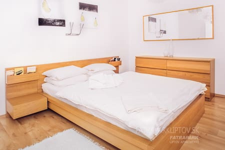Chilling 2 room apartment Suite - Ružomberok