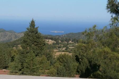Villa in Beycik, Kemer, Antalya Region - Beycik Köyü - Villa
