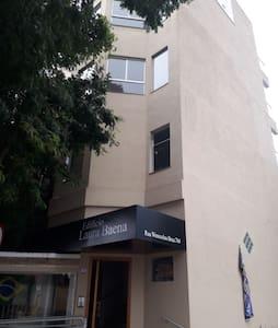 Apartamento no centro de S. A. Platina