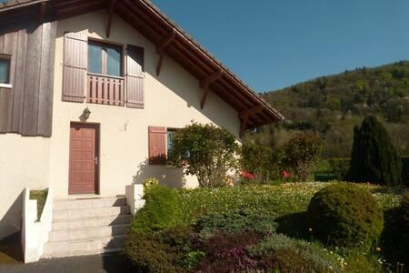 Jolie maison entre lac et montagnes - Allinges - Casa