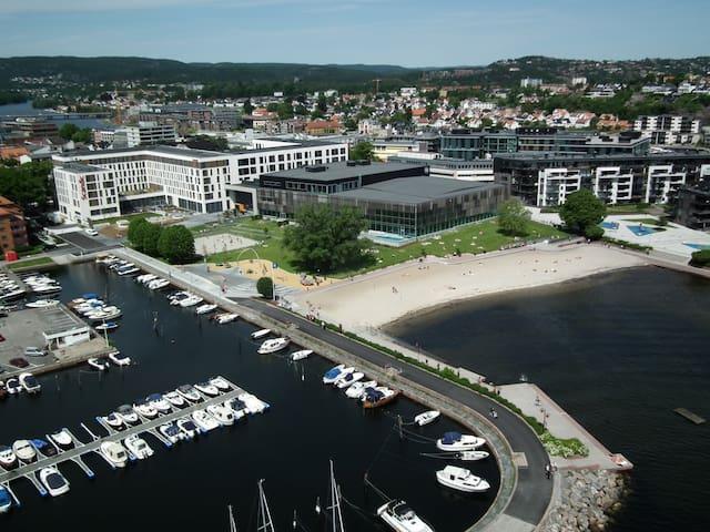 Bystranda/Tangen - Kristiansand - Wohnung