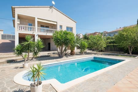 R45 Beautiful holiday house in Valldemar - Calafell - 獨棟