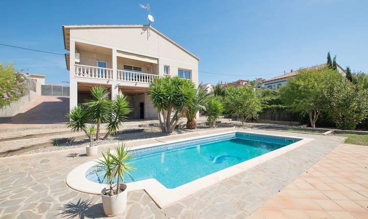 R45 Beautiful holiday house in Valldemar
