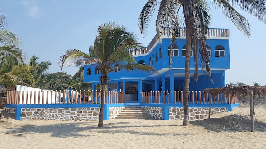 "Casa de Playa ""Sammy´s"" - Acapulco - Holiday home"