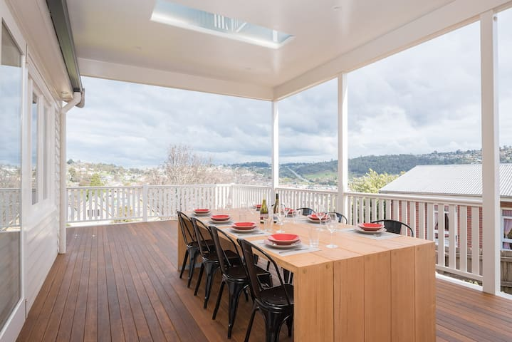Belstone Terrace - Launceston - Maison