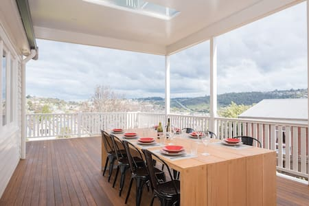 Belstone Terrace - Launceston - บ้าน