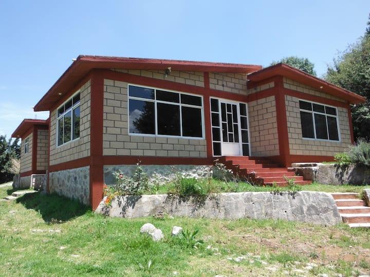 Tlazala B&B Campirano: Casa nueva, Habitación 1