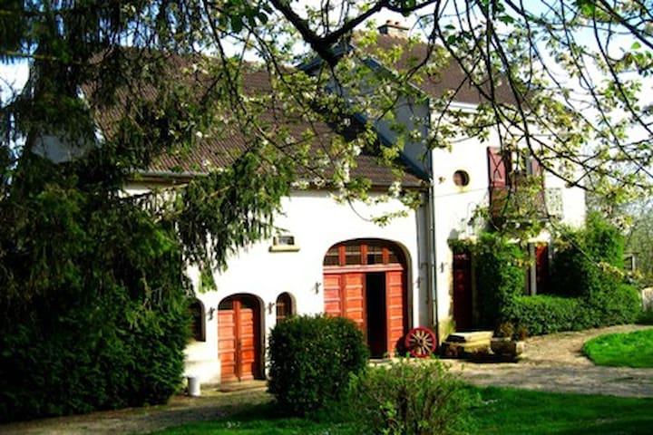 Sfeervolle gîte in klein dorp - Corgirnon - Apartment