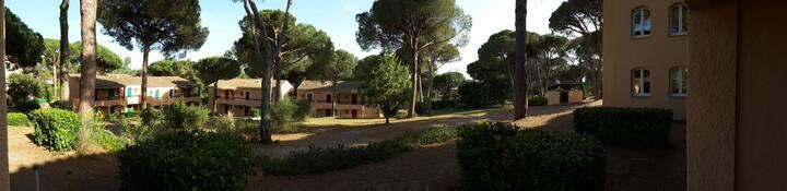 Studio dans résidence Maeva, golfs de Valescure