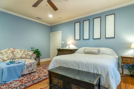 Master Suite in Cultural District - Fort Worth - Дом