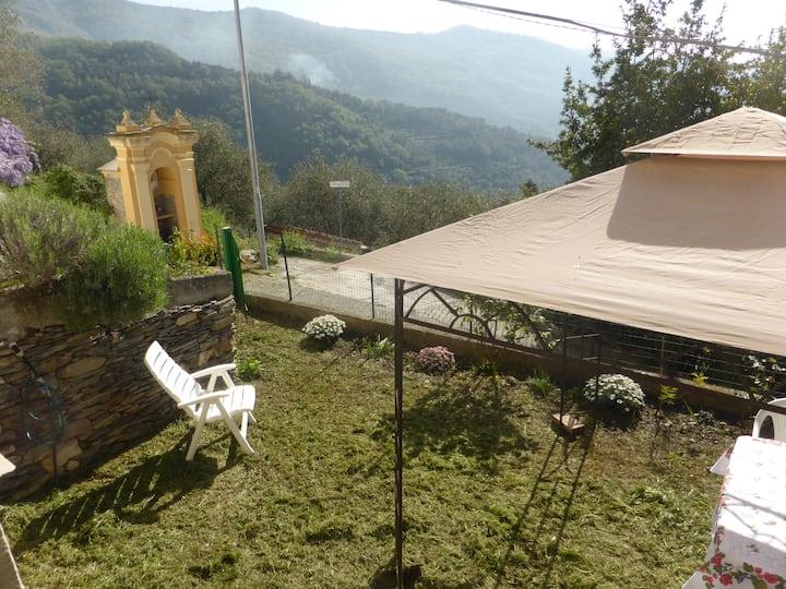 Casa di Petrin, kleines Häuschen mit Aussicht