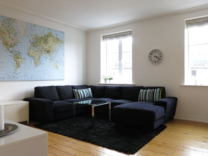 Valby - Very Close To Public Transport - Vigerslev Vej - Space For 2 People (959-1)