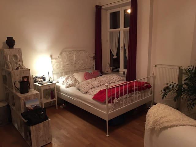 großes Privatzimmer in netter Wohngemeinschaft - Rosenheim - Wohnung