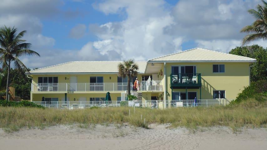 Direct Beachfront Deerfield Beach - Deerfield Beach - Appartement