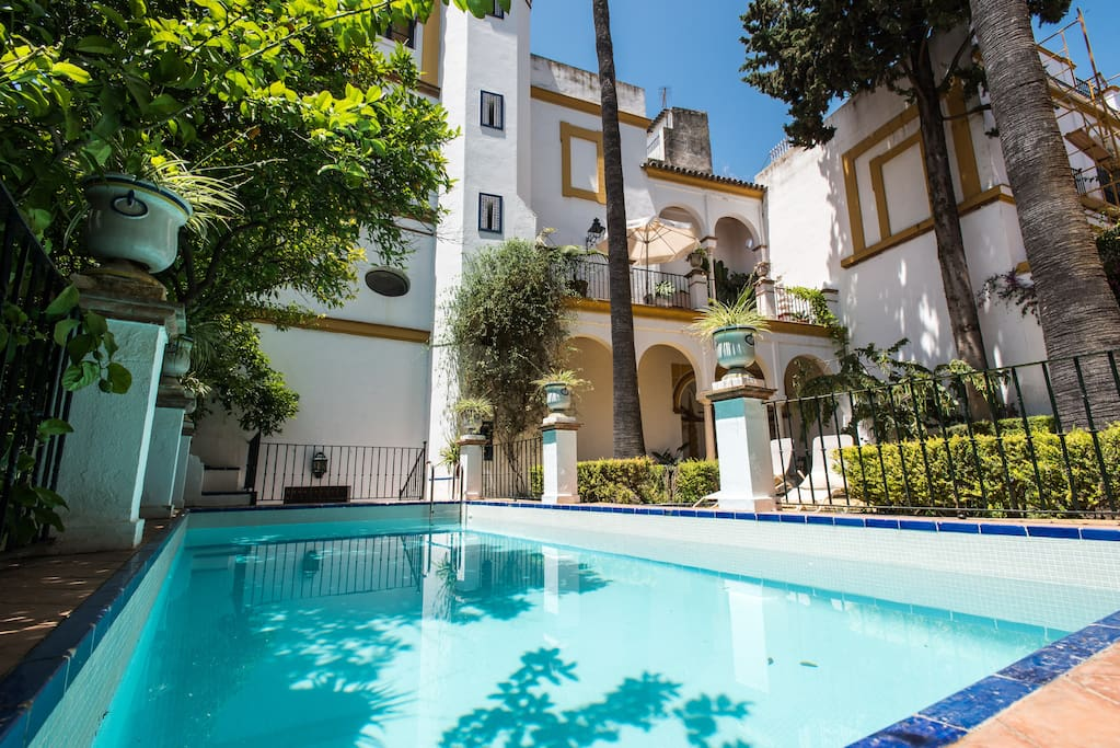 Simply the best house in seville swim pool 5br - Swimming pool seville ...