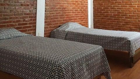 B&W Casa en pachuca Room3