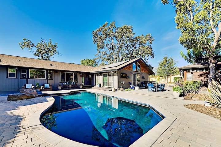 Alfresco Paradise | Private Pool & Guest Cottage