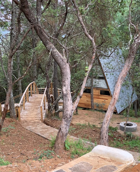Cabaña tipo Chalet sierra tigre Mazamitla/ Valle J