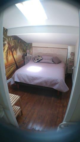 Petite chambre au coeur de meschers