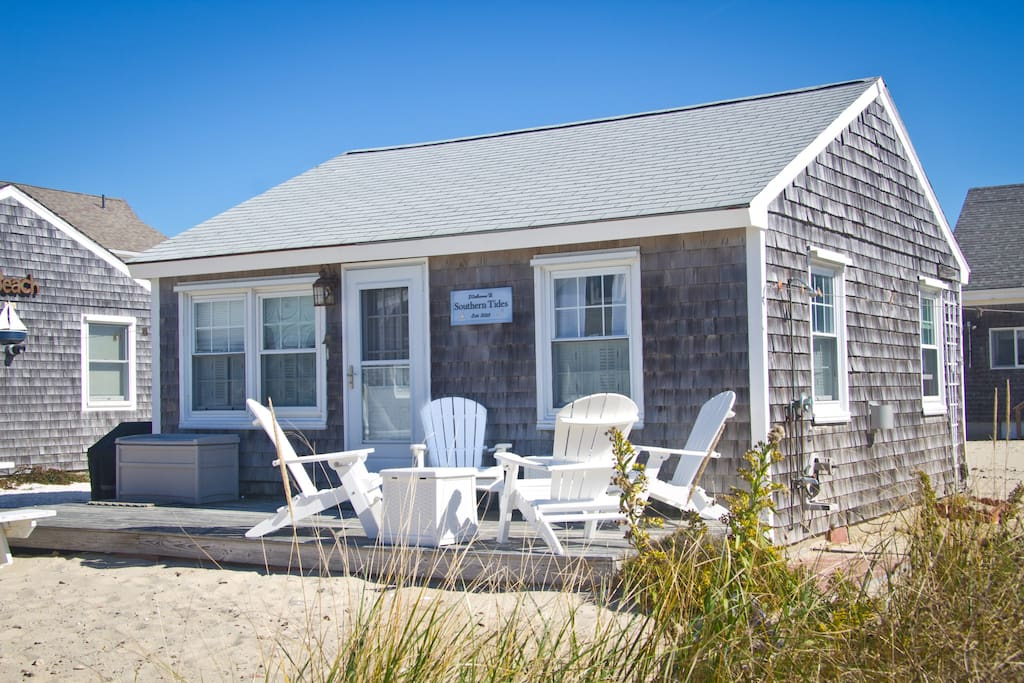 Steps to Cape Cod Bay! - Houses for Rent in Sandwich ...