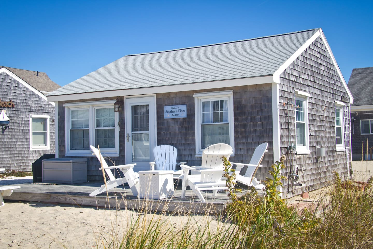 A true Cape Cod Cottage