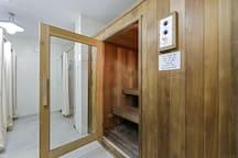 Sunset Island - Clubhouse Sauna