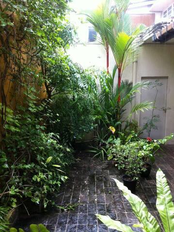 兰亭小院: 科伦坡使馆区(安全、安静、干净)