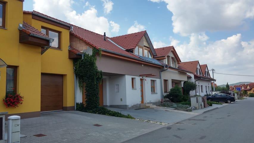 Flat Garden Kurim - Kuřim - Otros
