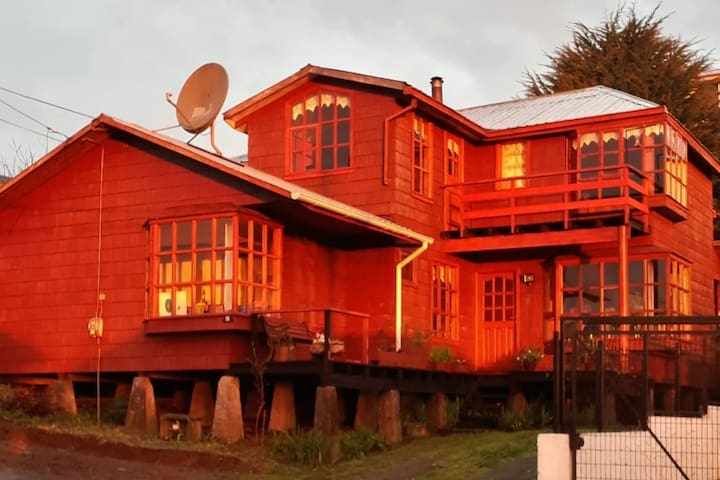 Ancud adventure hostel