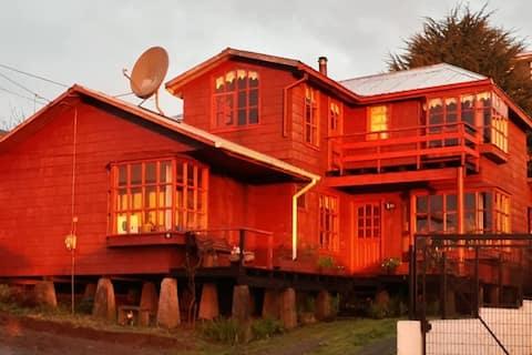 Ancud adventure hostel