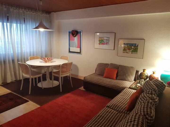 Elegante accogliente appartamento di montagna ....