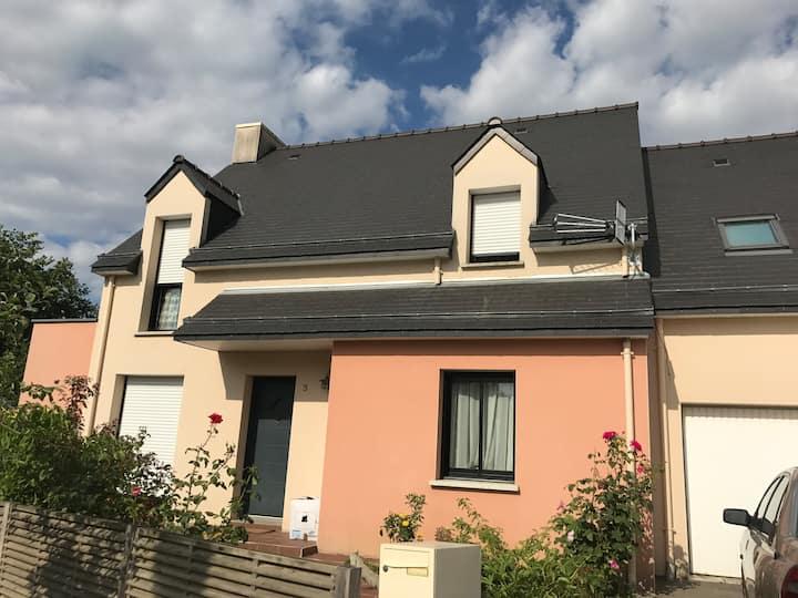 Chambre tout près de Rennes