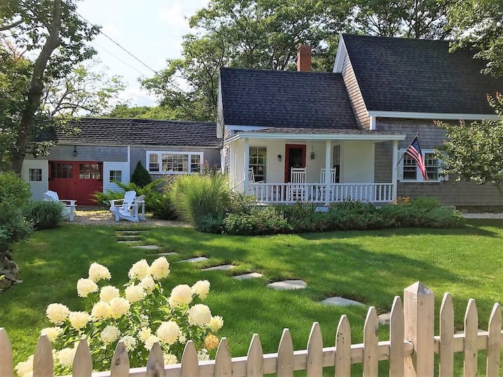 Quintessential Maine cottage in Cape Porpoise, KPT