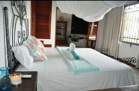 Aquamarine Room. @ocean view curaçao