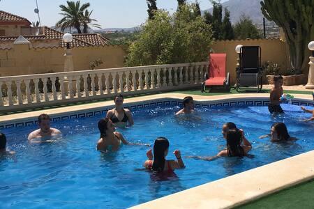 Fortuna leisure retreat. family apartments.