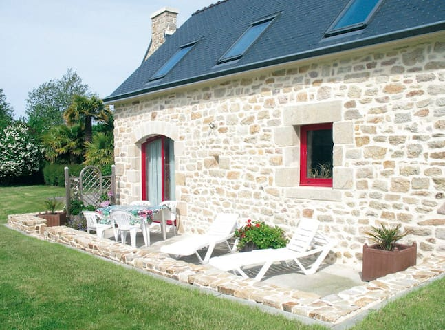 Holiday apartment in Pont L'Abbe for 4 persons