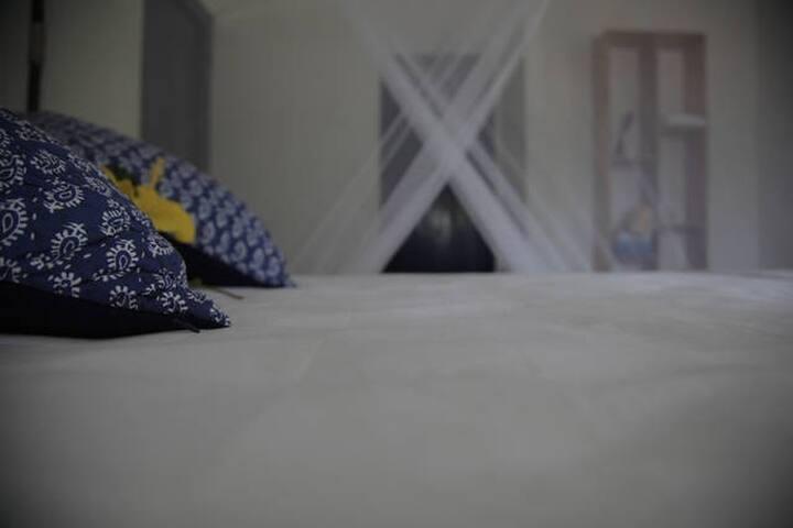 Habitación doble en Casa Semilla - Palomino - Bed & Breakfast