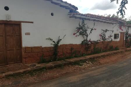 Apartamento mirador en Barichara