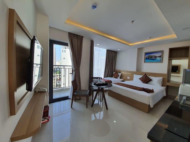 XO Hotel & Apartment - Deluxe Apartment