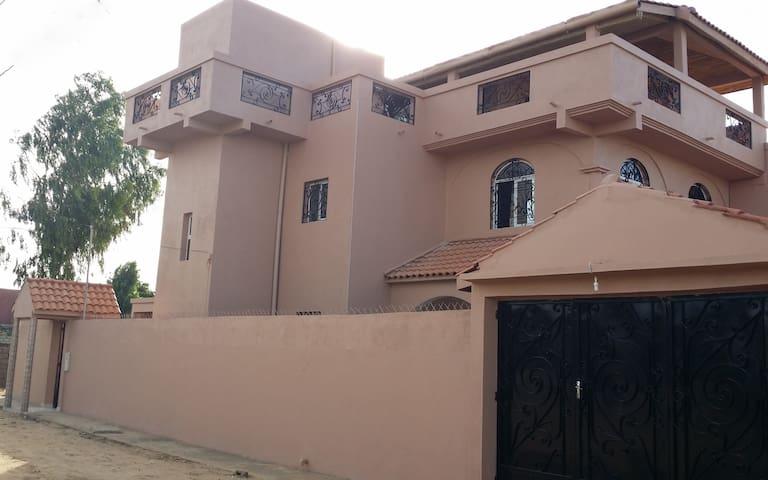 Villa Savana à Saly/ Sénégal