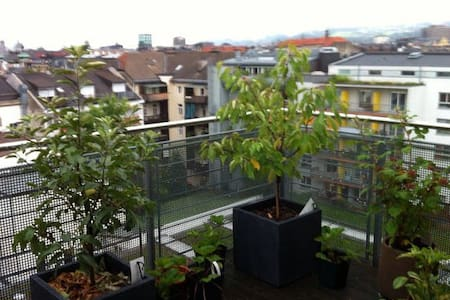 Penthouse in city center with amazing view - Innsbruck