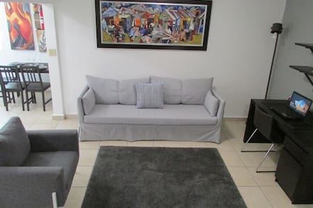 Amazing PONCE Apartment (3 Beds) + Private Parking