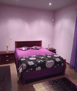 Casa Sossego da Fonte - Quarto Purple