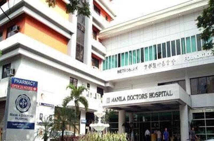 Manila Doctor's Hospital